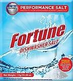 Fortune Dishwasher Salt Compatible With All Dishwasher Brands - 2Kg