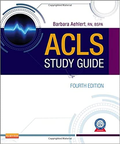 Acls study guide 4e barbara aehlert 9780323084499 amazon acls study guide 4e 4th edition fandeluxe Image collections