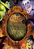 Disney Villains: The Evilest of Them All (Replica Journal)