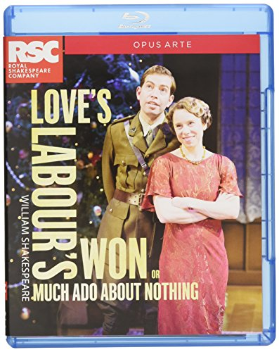 Love\'s Labour\'s Won (Aka Much Ado About Nothing) (Blu-ray)