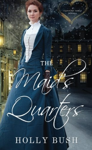 book cover of The Maid\'s Quarters