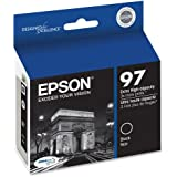 Epson DURABrite T097120 Ultra 97 Extra High-capacity Inkjet Cartridge -Black