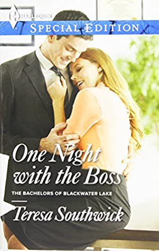 book cover of One Night with the Boss