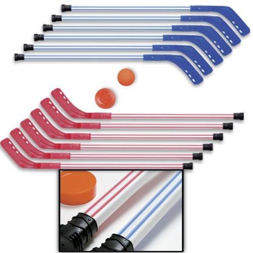 Deluxe Elem. Hockey Set W/ Safety Grip (Shield Deluxe Hockey Set)