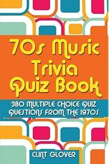80s Music Trivia Quiz Book: 350 Multiple Choice Quiz