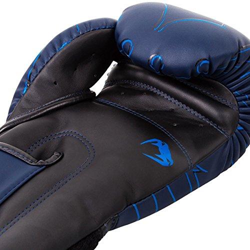 Venum Nightcrawler Boxing Gloves - Navy Blue - 8 oz.