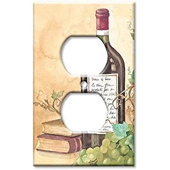Tuscan Dreams Decorative Switchplate Cover - Single Switch Plates ...