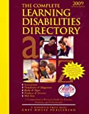Complete Learning Disabilities Directory, Grey House Publishing, 1592373682