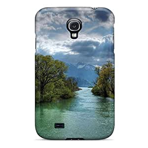 New MeSusges Super Strong Virgin Land Tpu Case Cover For Galaxy S4