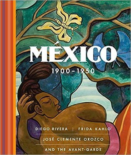 M/éxico 1900 Jos/é Clemente Orozco 1950: Diego Rivera Frida Kahlo and the Avant-Garde