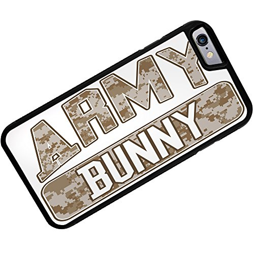 Camo Bunny (Case for iPhone 6 Plus ARMY Bunny, Camo - Neonblond)