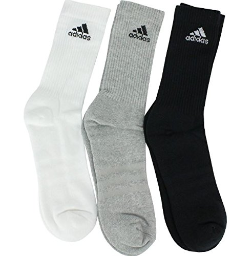 Chaussettes Hc Par 3p Noir Cr 3s grey Adidas blanc Tdwqx677