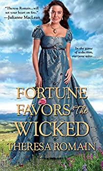 Fortune Favors the Wicked (Royal Rewards) by [Romain, Theresa]
