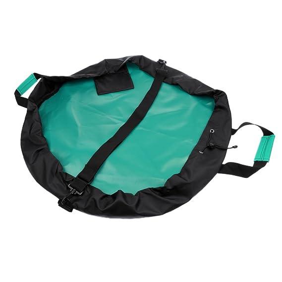 Sharplace Funda Rayada para Surfboard Tabla de Surf 6 Pies + Estera Multiuso/Bolsa Seca de Almacenaje: Amazon.es: Deportes y aire libre