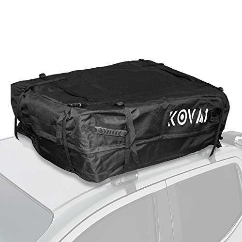 Kova Gear Rooftop Cargo Carrier Weatherproof Soft Bag (14.5 Cubic Ft Storage) by Kova Gear