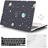 iCasso MacBook Pro 13 inch Case 2020 Release A2338 /A2251/A2289, Plastic Hard Shell Case & Keyboard Cover & Screen Protector