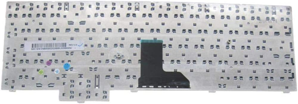 Gazechimp Laptop Notebook US English Keyboard Replacement Repair Part for Samsung NP R517 R523 R525 R528 R530 R540 R538 R618 R620 R719