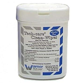 tech-care reinigen Feuchttücher – 160 abwischen Kanister