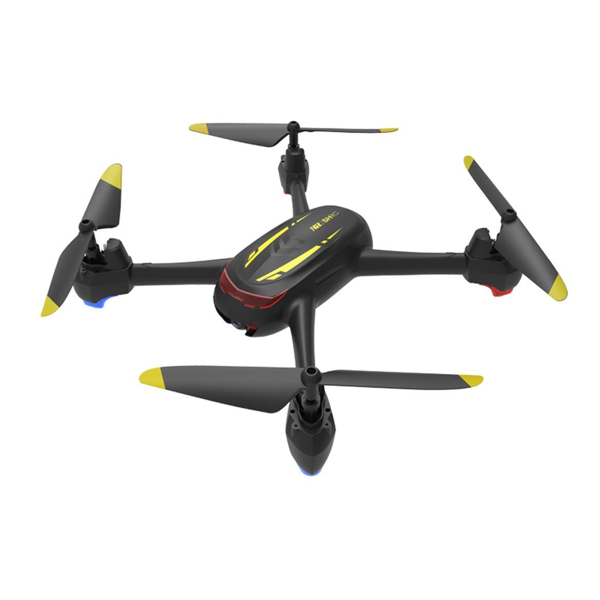 JohnJohnsen SH2 1080P Quadcopter Four-Axis Aircraft 100M Remote Control Distance WiFi Drone Aircraft Aerial Drone(Black): Amazon.es: Juguetes y juegos