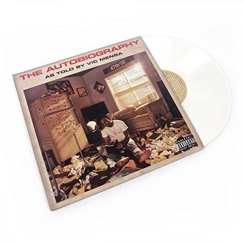Vic Mensa: The Autobiography (Colored Vinyl) Vinyl 2LP