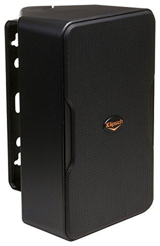Klipsch 1016298 Compact Performance Series CP-6T Indoor/Outdoor Speaker Black