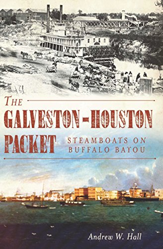 Galveston Houston Packet Steamboats Buffalo Bayou ebook product image