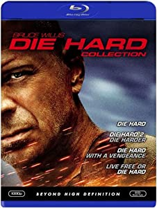 Die Hard Collection Die Hard Die Hard 2 Die Harder Die Hard With A Vengeance Live Free Or Die Hard Blu-ray from 20th Century Fox