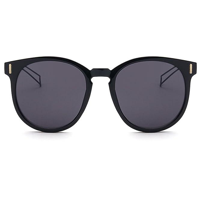 XGLASSMAKER Gafas De Sol Polarizadas Para Hombres Y Mujeres Con La Misma Tendencia De Gafas De Sol De Color, A-No Polarizada: Amazon.es: Ropa y accesorios