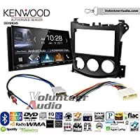 Volunteer Audio Kenwood DDX9904S Double Din Radio Install Kit with Apple CarPlay Android Auto Bluetooth Fits 2009-2016 Nissan 370Z