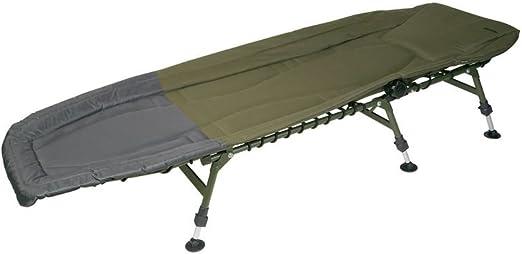 Daiwa misión bedchair, 6 Leg Bedchair: Amazon.es: Deportes y aire libre