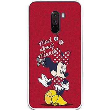 La Casa de Las Carcasas Carcasa Oficial Disney Minnie, Mad ...
