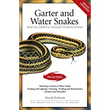Garter Snakes and Water Snakes: From the Experts at advanced vivarium systems (The Herpetocultural Library)