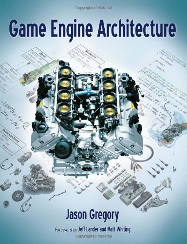 Game Engine Architecture by Brand: A K Peters/CRC Press