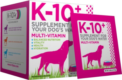K-10+ Multi-Vitamin For Dogs, My Pet Supplies