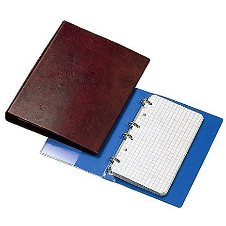 Vel 1174 - Archivador de anillas de bolsillo A7: Amazon.es: Oficina y papelería
