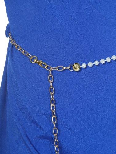 1063 BlauROYAL Damen Fiondotinta GP Kleid Blau qw7WIxOH8