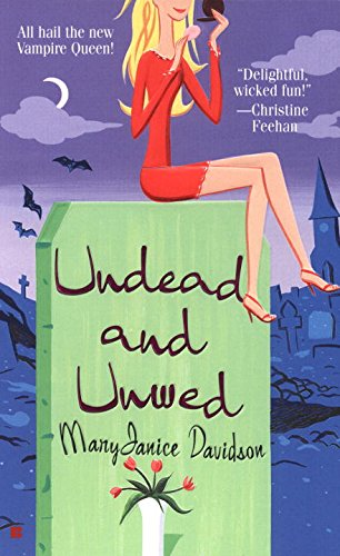 book cover of Undead and Unwed