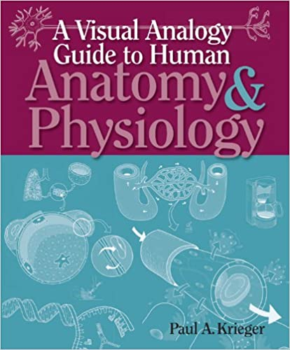 A Visual Analogy Guide to Human Anatomy & Physiology: 9780895828019 ...