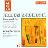 Shchedrin: Carmen and Anna Karenina Suites (1997-05-20)