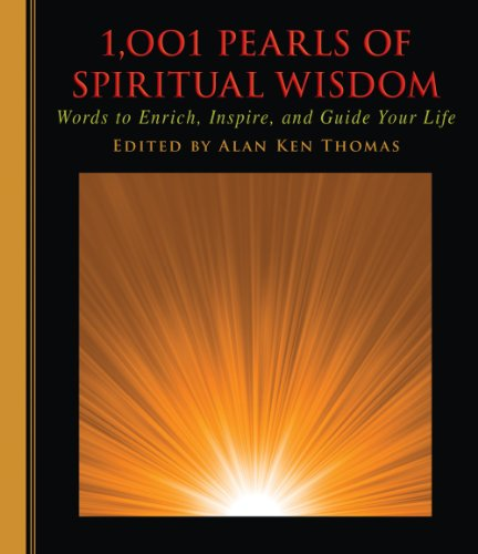 1,001 Pearls of Spiritual Wisdom (1001 Pearls) cover