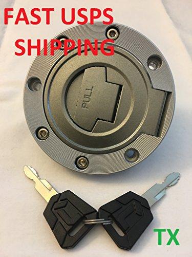 2007 Thunder - Fuel Gas Tank Locking Cap Lid For Motorcycle Yamaha YZF600 R6 R6S 1999-2016 YZF600R Thundercat 2003-2007