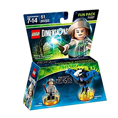 Fantastic Beasts Tina Goldstein Fun Pack - LEGO Dimensions: Lego Dimensions: Fantastic Beasts Fun Pack: Video Games