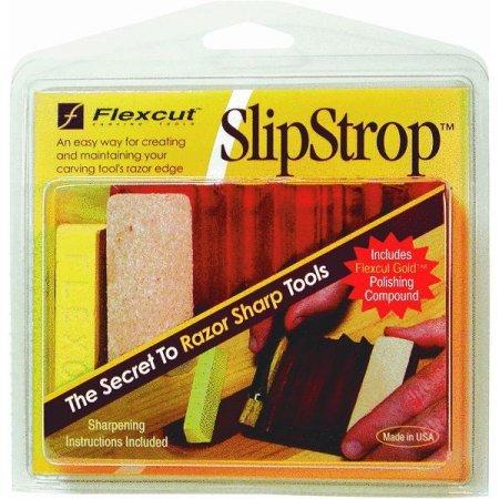 Flexcut SlipStrop Polish PW12 Multi-Colored