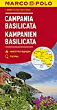 Campanie, Basilicate