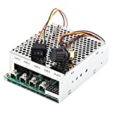 DC Speed Controller Reversible DC 10V 48V 55V 60A Adjustable Motor Driver Module with Digital Display