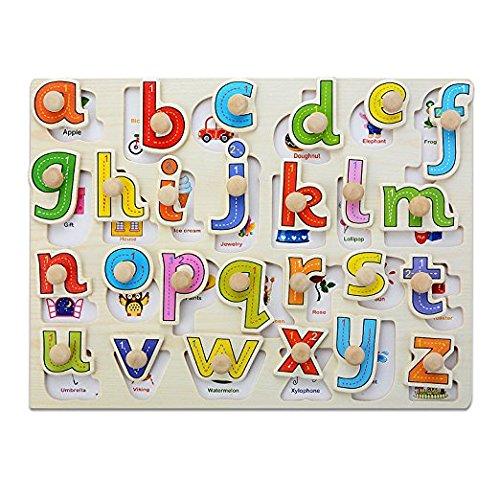 The 8 best alphabet puzzles for preschool