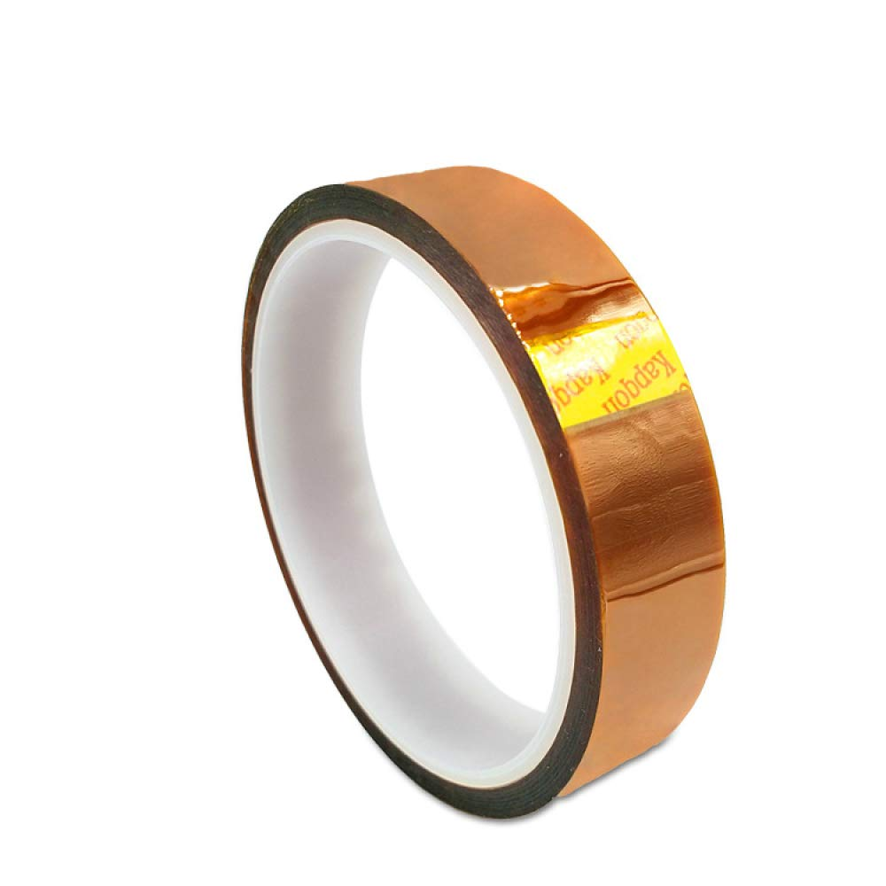 Cinta de alta temperatura de dedo de oro Cinta de poliimida Pi ...