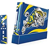 US Naval Academy Wii (Includes 1 Controller) Skin - US Naval Academy Vinyl Decal Skin For Your Wii (Includes 1 Controller)