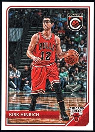 Amazon.com  Basketball NBA 2015-16 Panini Complete  52 Kirk Hinrich ... 82c09c91c