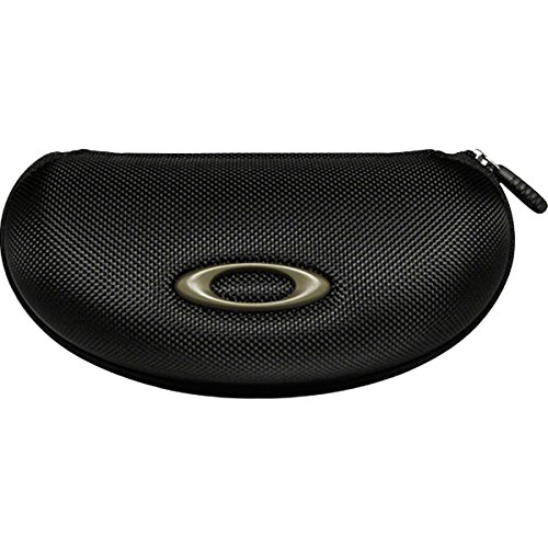 Oakley Racing Jacket Adult Soft Vault Case Sunglass Accessories - Black / One - Oakley Lens Case